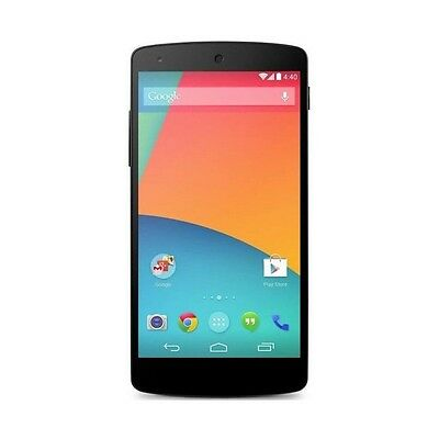 Lg D821 Google Nexus 5 4G Nfc 32Gb Black Europa