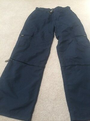 BOYS BHS CARGO PANTS 16 Years - brand New