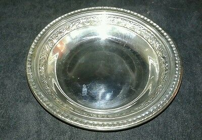 Vintage Reed and Barton Silverplated Bowl 1201