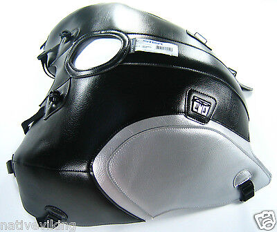 Bmw R nineT 2015 Bagster TANK COVER black silver PROTECTOR new IN STOCK 1665A