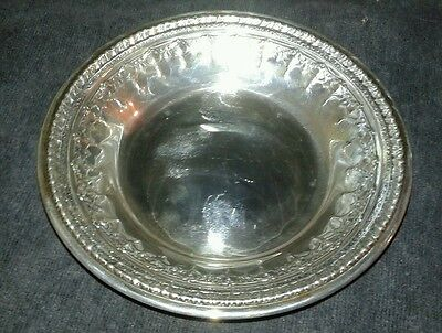 Vintage Reed and Barton Silverplated Bowl 1202