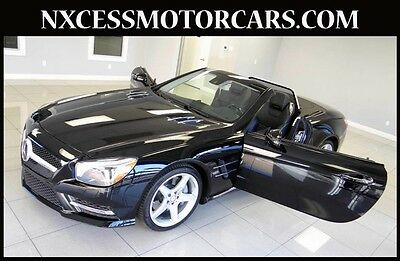 2015 Mercedes-Benz SL-Class Base Convertible 2-Door LOW MILES ALL OPTIONS EXTRA NICE FACTORY WARRANTY CPO.READY TO DRIVE OF.