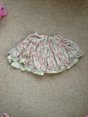 Girls Skirt Age 7