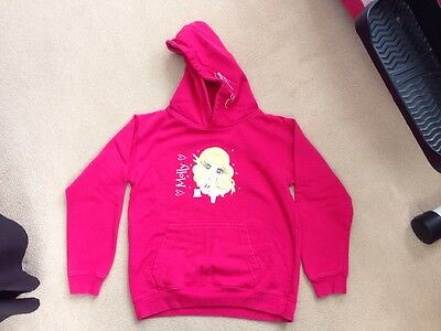 Girls Claireabella Hoodie Age 9-11