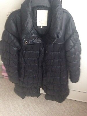 girls bubble coat