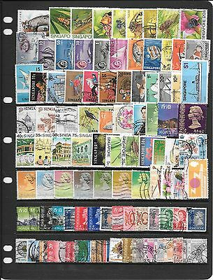 Cmmonwealth Fine Collection Of Used Stamps Bb064