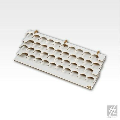 Supporto d'inchiostro/Rack colore Ø 36mm Vernice Stand HobbyZone Ordnung