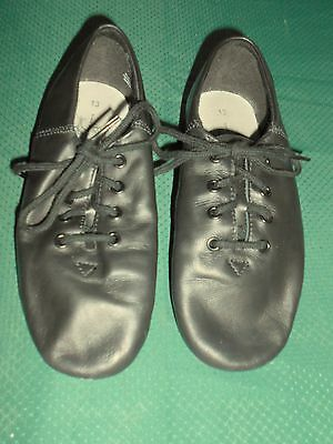 AMERICAN BALLET THEATRE ABT SPOTLIGHTS Jazz dance leather Shoes Child Size 13