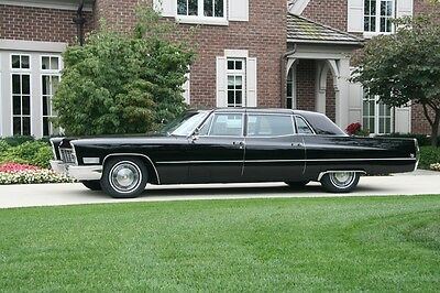 1967 Cadillac Other  NEW PRICE - 1967 Model 75 Cadillac Limousine Limo ONLY 18,000 ORIGINAL MILES