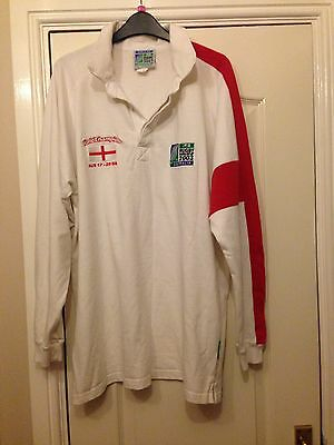 Rugby World Cup 2003 Long Sleeved Rugby Shirt, Size XL