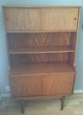 Roseberry Teak bookcase