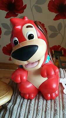 Red Rover Electronic Talking Dog Educational Game by Mattel.