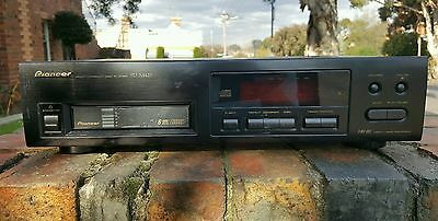 Pioneer Multi Compact Disc Player PD -M427   6 Disc Multi