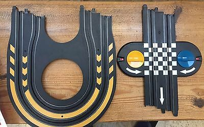 SCALEXTRIC  Chicane And Lap Counter Micro 1:64