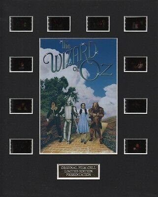 * The Wizard of Oz 35mm Film Cell Display *