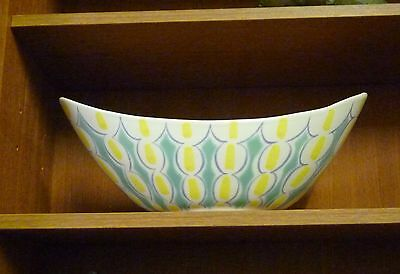 Poole Pottery FREEFORM Vase BAMBOO Design Alfred Read 1950s