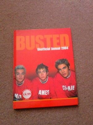 Busted 2004 Annual