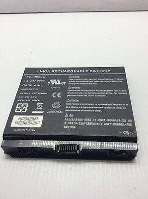 Dell Alienware M9700 Battery Genuine