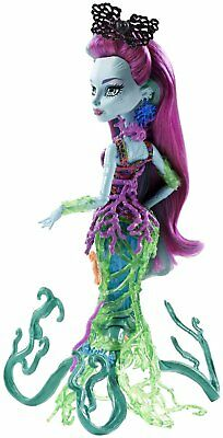Monster High Great Scarrier Reef Posea Reef Doll New Sealed