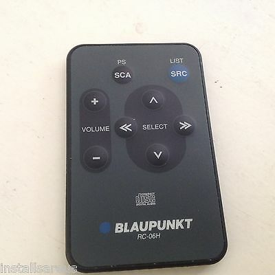 NEW Blaupunkt RC-06H Remote Control CD player