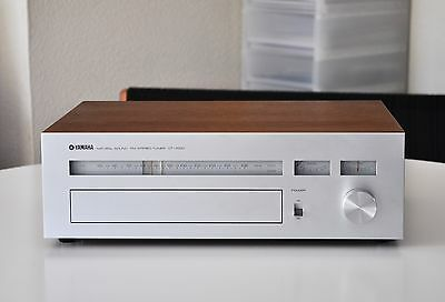 Yamaha CT-7000 FM Tuner. Vintage classic, serviced with manual.