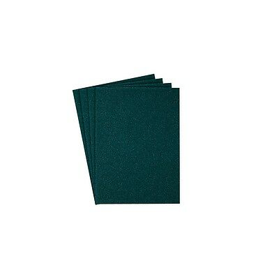 50 feuilles/coupes toile corindon KL 371 X 230 x 280 mm Gr 220 - 2108 - Neuf