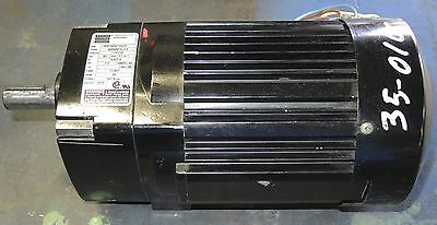 Bodine Gear Motor Type KYC-22T5 Volt 115 RPM 3 Ratio 600:1 HP 1//2000
