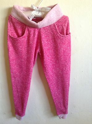 Girls Pink Children's Place Joggers Size 5/6 Preowned