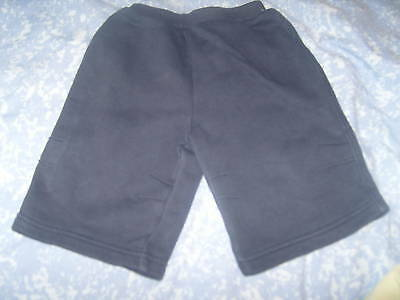 baby boy navy jogging bottoms trousers 3-6 months