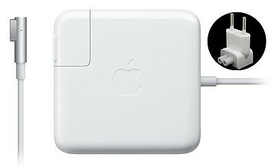 "Cargador Orginal Apple MagSafe1 MacBook Pro 13"" 16,5V 3,65A 60W A1344"