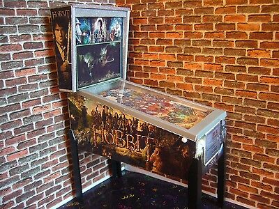 The Hobbit Miniature Pinball Table Model 1/12 Scale