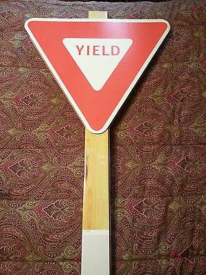 Pearl Jam Yield Promo Sign