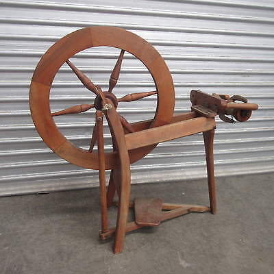 SPINNING WHEEL – ORIGINAL TIMBER SPINNER, 5d