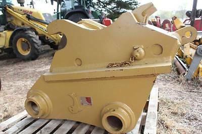 NEW Jaws Excavator Hydraulic Quick Hitch 45 Ton Caterpillar 345DL