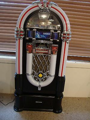 Juke Box Brand New In Box With Stand