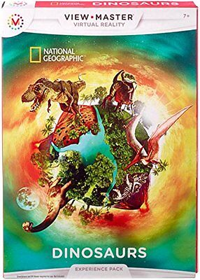 View-Master Experience Pack, National Geographic Dinosaurs