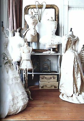 *JANUARY 2017 *Jeanne d'Arc Living MAGAZINE #1 *French/Brocante/Vintage*