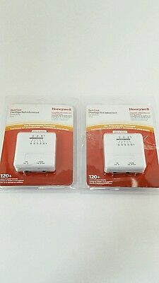 CT31A Honeywell  Heat/Cool Non-Programmable Mechanical Thermostat Lot of 2