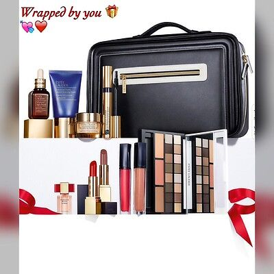 Estee Lauder Nude Essential Kit Makeup Limited Edition Collection Msrp$385.00��