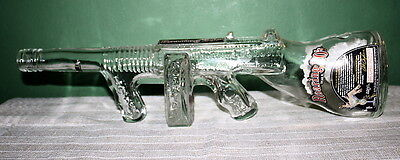 Roaring 20'S Tommy Guns Vodka Large Gun Bottle
