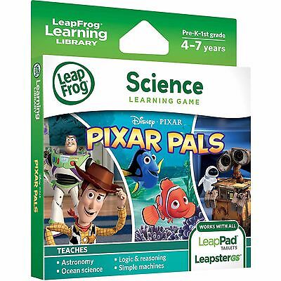 LeapFrog LeapPad Game Disney Pixar Pals (LeapsterGS)