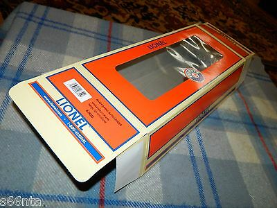 Lionel 6 26355 BOX ONLY KASEY KAHNE AUTO LOADER 6-26355 b