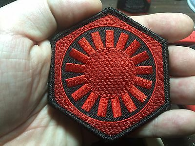 Star Wars - The Force Awakens: First Order Insignia Patch!