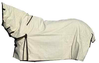Super Strong Cotton Ripstop Combo Horse Rug 440gsm