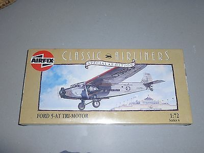 Airfix 1:72 Scale, Ford 5-AT Tri Motor, Model Kit, [Special Edition]