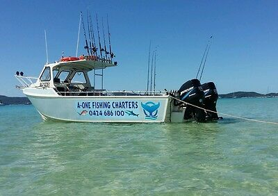 Fishing Charter family package