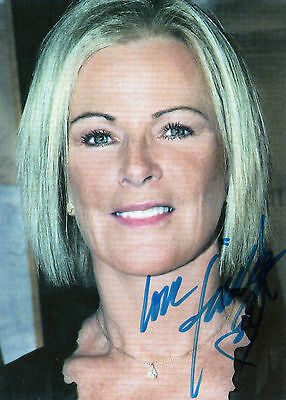 Anni-Frid Lyngstad (Abba) Music Signed Photo Card 6x4 Christmas Present?