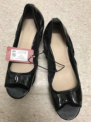 Open Toed Wedges Size 8.5 NEW