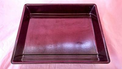 """VINTAGE BAKELITE MARQUIS 11"""" x 9"""" PROCESSING DEVELOPING TRAY - MADE IN AUSTRALIA"""