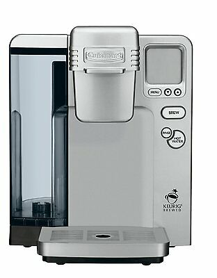 Cuisinart SS-700 Single Serve Keurig Brewing System, Silver  FACTORY REFURBISHED